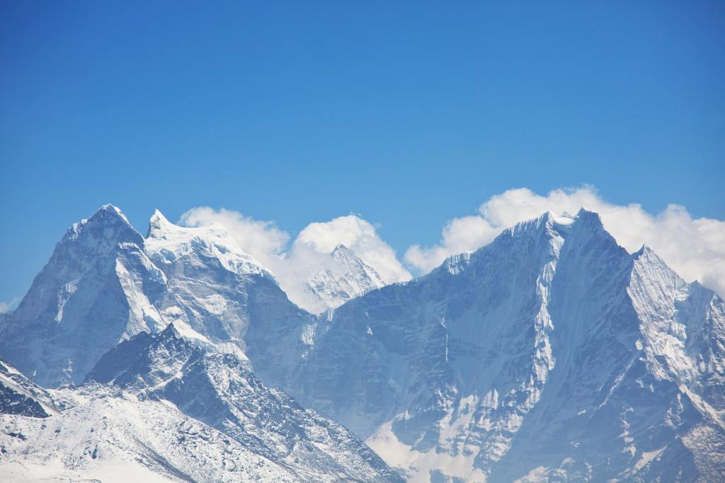 Fjell i Himalaya. Foto: www.colorbox.com